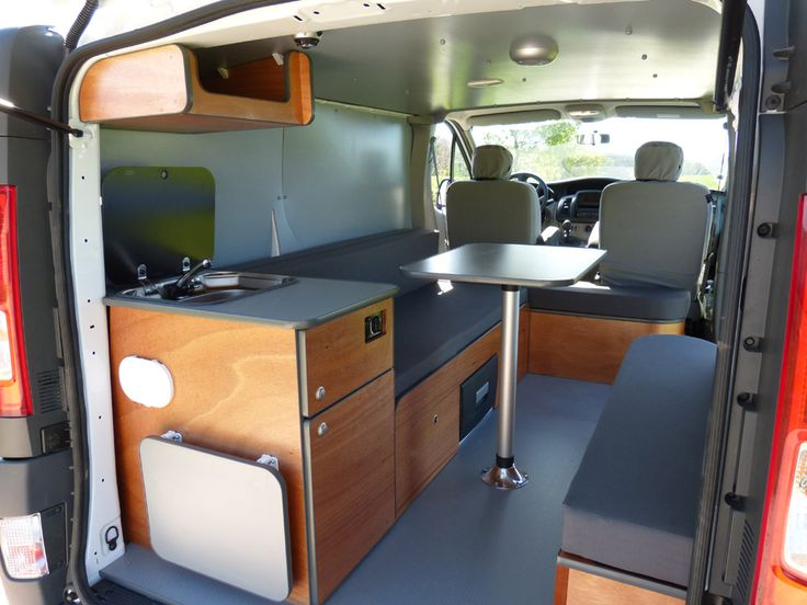 am nager son camping van fourgon soi m me minicampingcar com. Black Bedroom Furniture Sets. Home Design Ideas