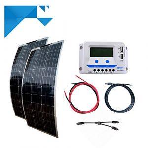 quel kit solaire pour mon camping car minicampingcar com. Black Bedroom Furniture Sets. Home Design Ideas